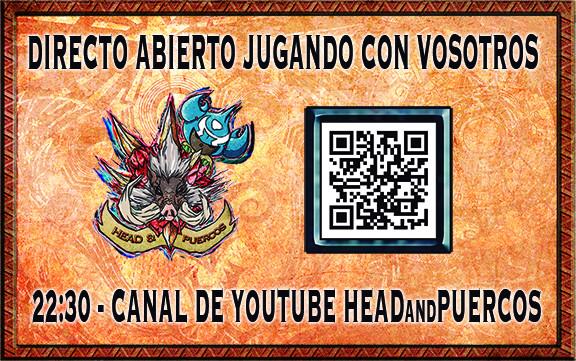 Anuncios directos youtube HeadAndPuercos Anunci11
