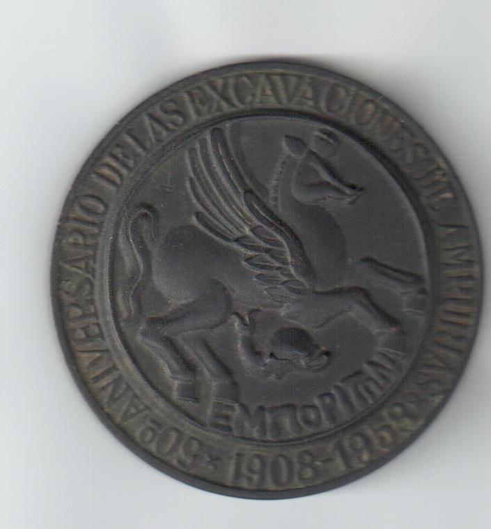 50º aniversario excavaciones de Ampurias. Empore10