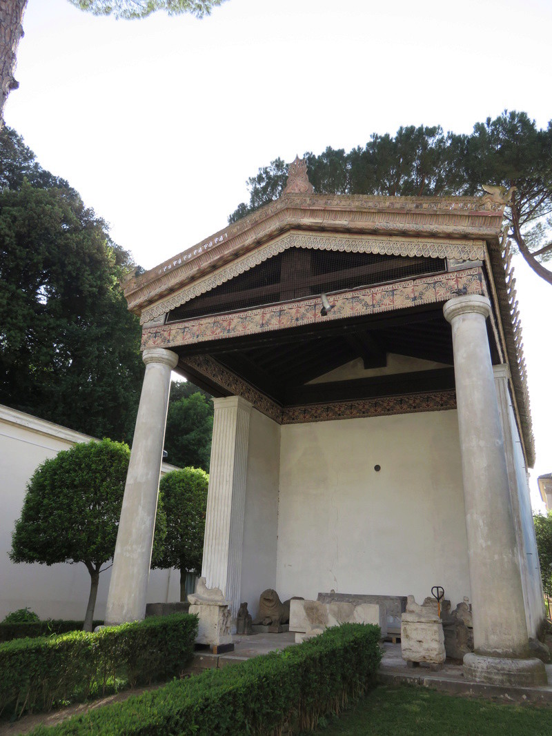 Museo Villa Iulia de arte etrusco. Img_0318