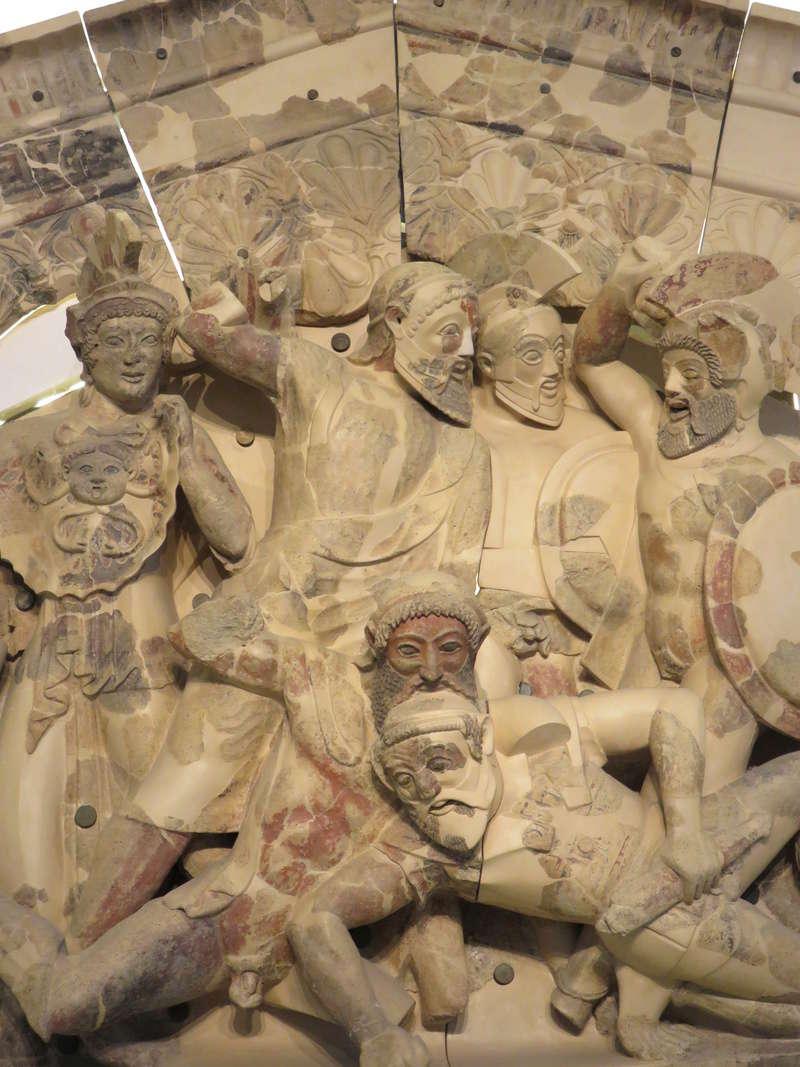 Museo Villa Iulia de arte etrusco. Img_0320