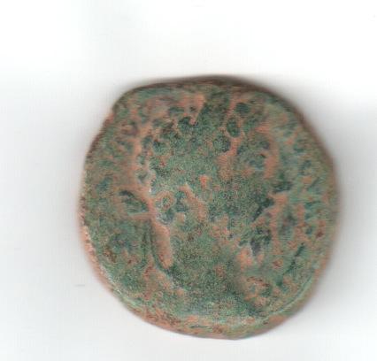 As de Marco Aurelio. IMP VII COS III / S C. Tiber Rianv10