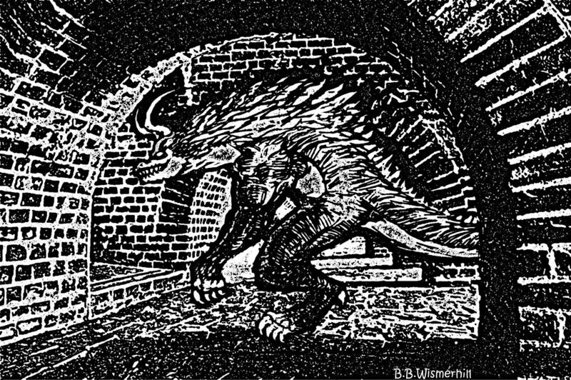 Garhaal l'archi-démon Dessin11