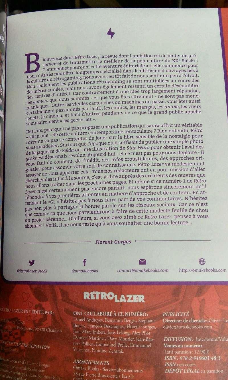 LDVELH : on en parle dans les médias - Page 7 Edito10