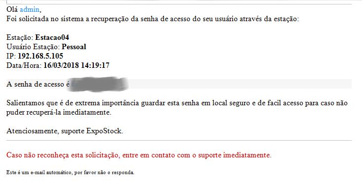 [Resolvido]Recuperar senha de login de usuário 211