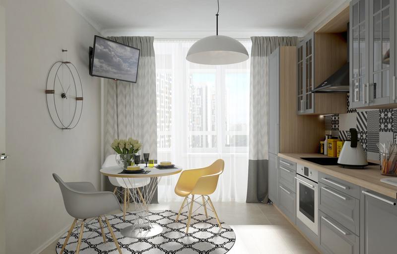 Разработки по возможным интерьерам квартир в ЖК Летний сад 112