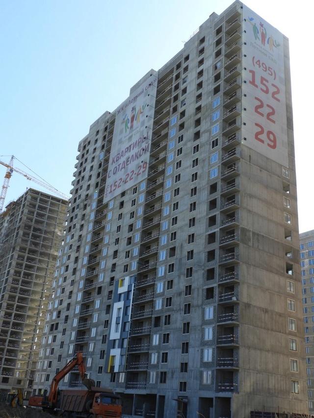 """На ЖК """"Летний сад"""" - начался монтаж фасадных конструкций! Теплозвукоизоляция под ними - лучше, чем у соседнего ЖК """"Город"""" - Страница 6 1127"""