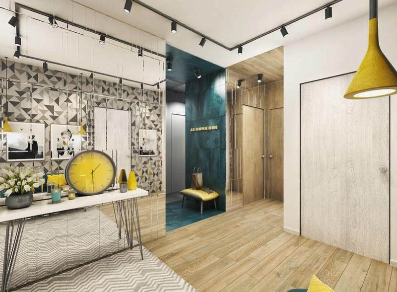 Разработки по возможным интерьерам квартир в ЖК Летний сад Mem4ia10
