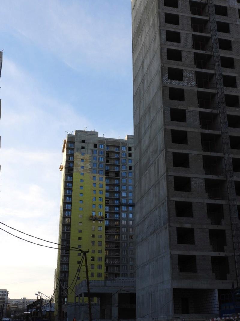 """На ЖК """"Летний сад"""" - начался монтаж фасадных конструкций! Теплозвукоизоляция под ними - лучше, чем у соседнего ЖК """"Город"""" - Страница 2 Mna2ld10"""