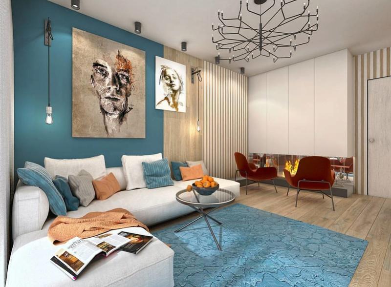 Разработки по возможным интерьерам квартир в ЖК Летний сад Pbxvb810