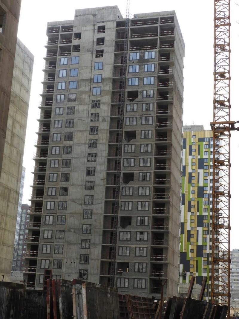 """На ЖК """"Летний сад"""" - начался монтаж фасадных конструкций! Теплозвукоизоляция под ними - лучше, чем у соседнего ЖК """"Город"""" - Страница 5 Rbuqqm11"""