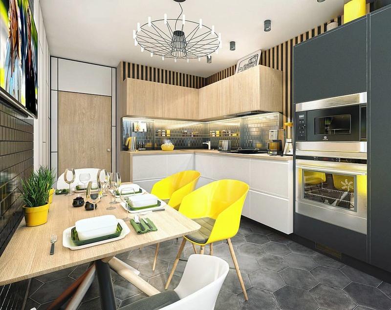 Разработки по возможным интерьерам квартир в ЖК Летний сад Xonc8o10