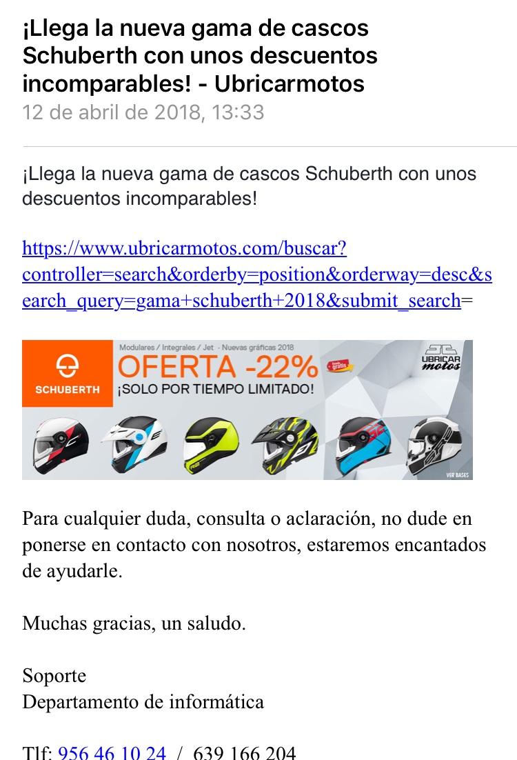 Dtos. ESPECIALES/PUNTUALES DE UBRICAR MOTOS PARA MIEMBROS DEL FORO 035b8d10