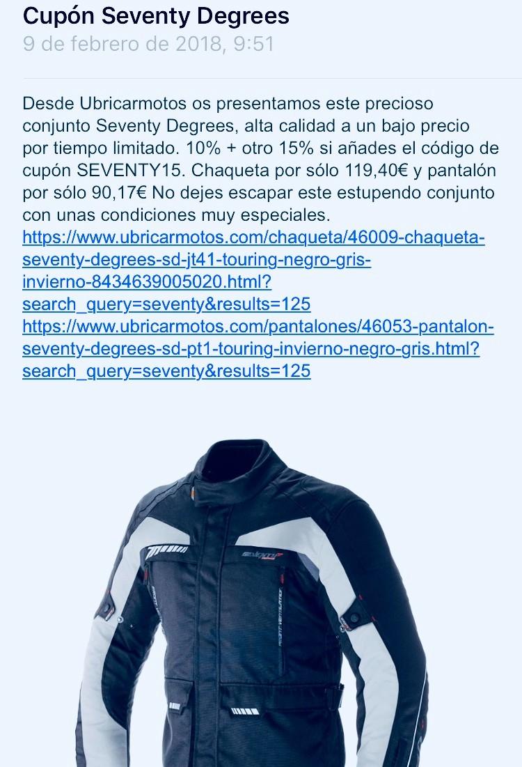 Dtos. ESPECIALES/PUNTUALES DE UBRICAR MOTOS PARA MIEMBROS DEL FORO 10664e10