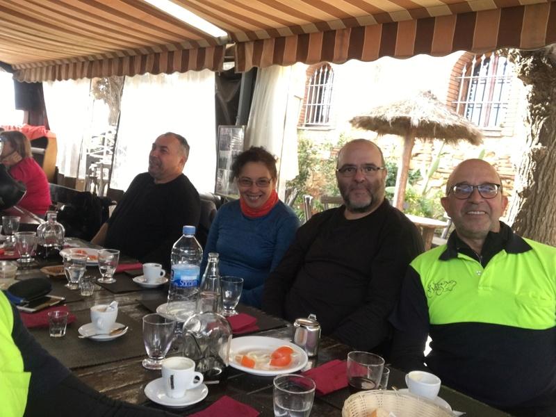 SALIDAS (CAT): Almuerzo en Punta Riu Tordera (Barcelona). 21.01.2018 3cf08510
