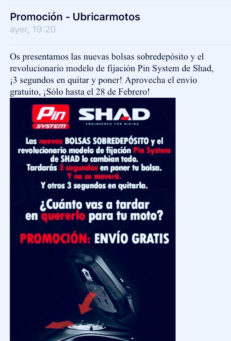 Dtos. ESPECIALES/PUNTUALES DE UBRICAR MOTOS PARA MIEMBROS DEL FORO 49d84e10