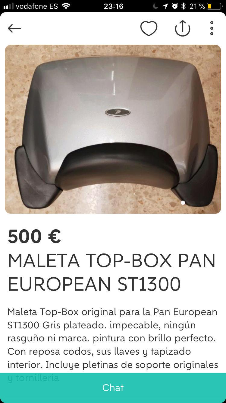 Compro top box original st 1300 6ae04010