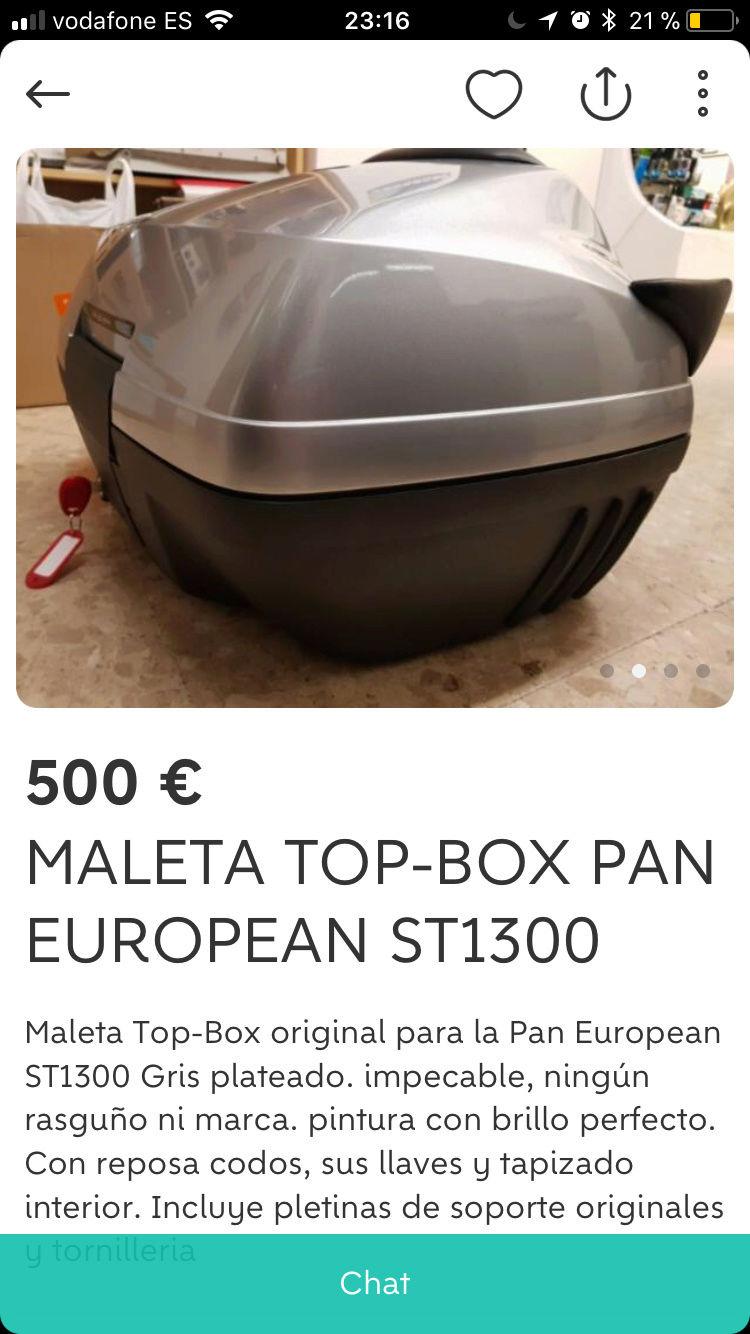 Compro top box original st 1300 80917610