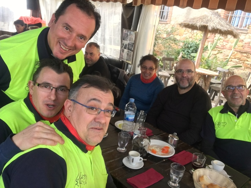 SALIDAS (CAT): Almuerzo en Punta Riu Tordera (Barcelona). 21.01.2018 A44c0f10