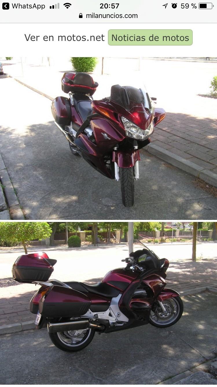 En venta Hondapaneuropean st1300 Vitoria  D98d4010
