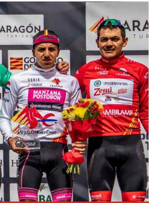 Campeones de Regularidad, Puntos, Metas volantes UCI 2018 05_can11
