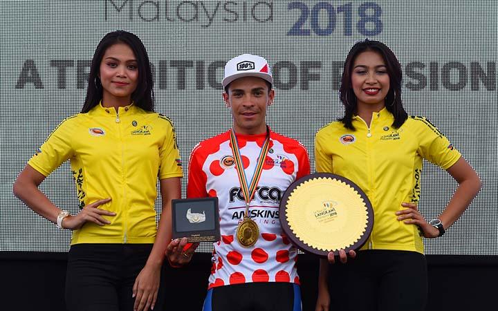 Campeones de la Montaña UCI 2018 Alvaro10