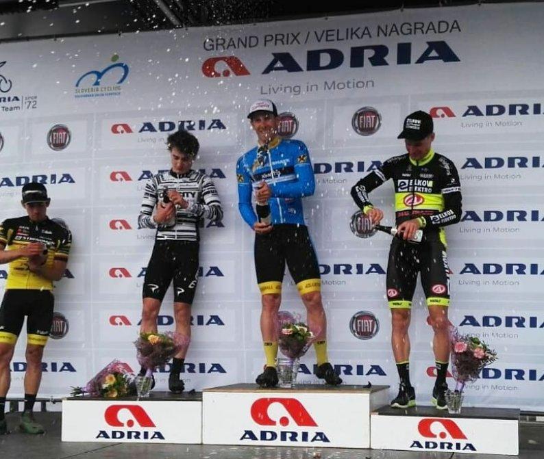 Campeones de la Montaña UCI 2018 Calder10