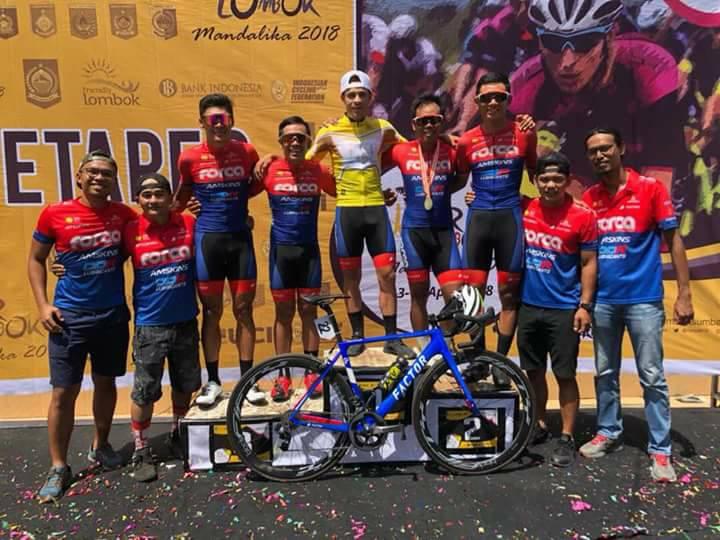 TourofSlovenia - Victorias UCI Colombianas - 2018 Duarte10