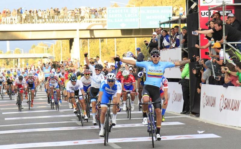 TourofSlovenia - Victorias UCI Colombianas - 2018 Molano10