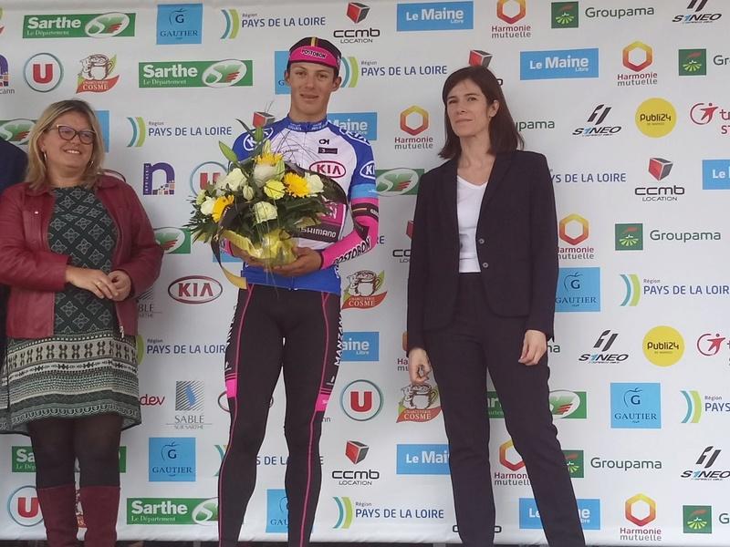 Campeones de Jovenes UCI 2018 Sarthe11