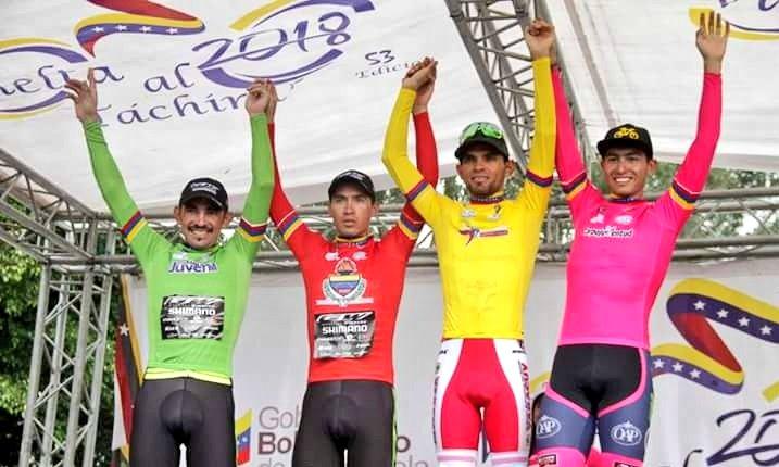 Campeones de Regularidad, Puntos, Metas volantes UCI 2018 Talero10