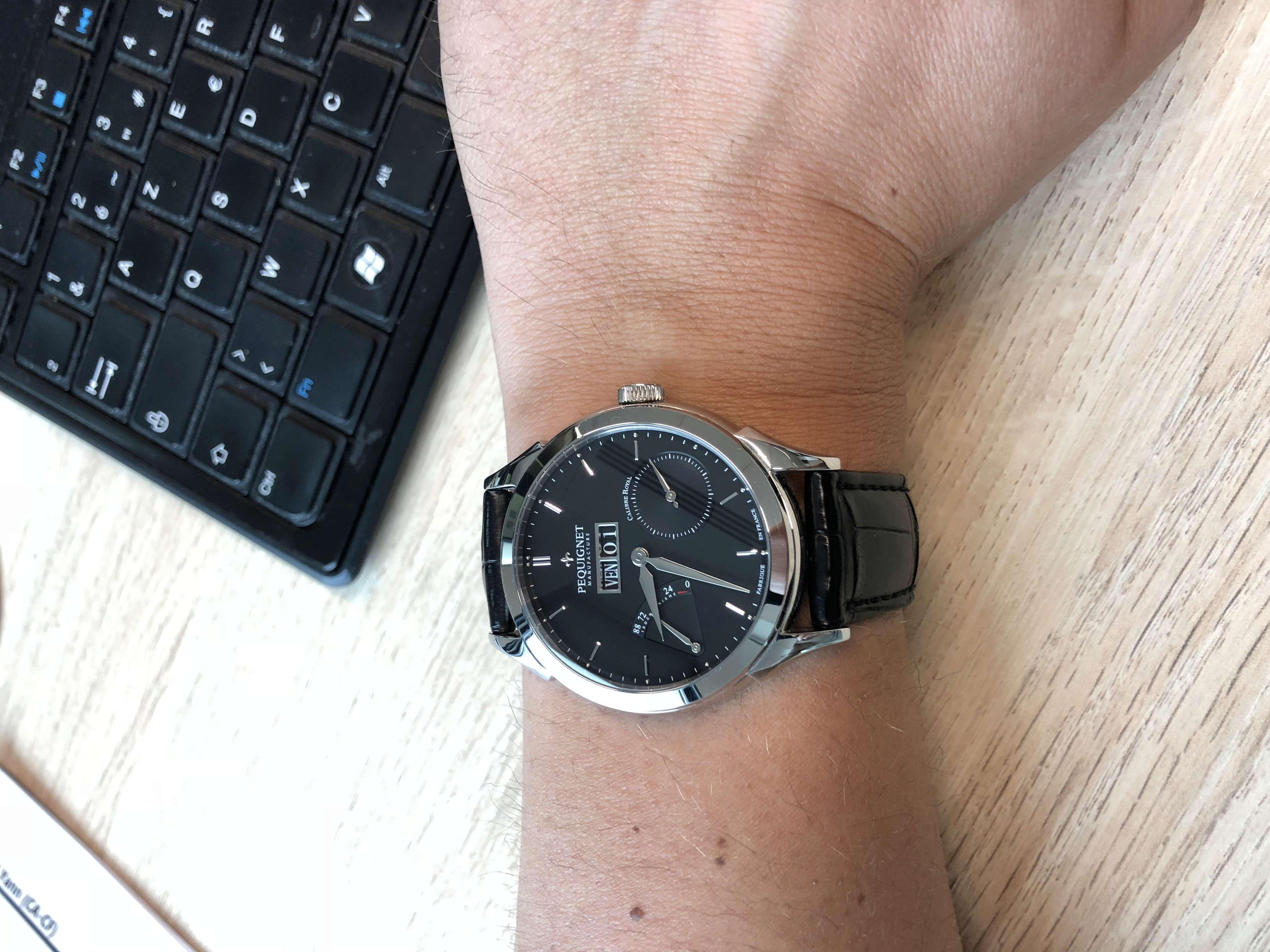 La montre du vendredi 1 juin 2018 A00d4910