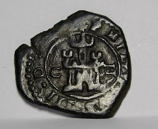 2 maravedís Felipe III 1603 1a10
