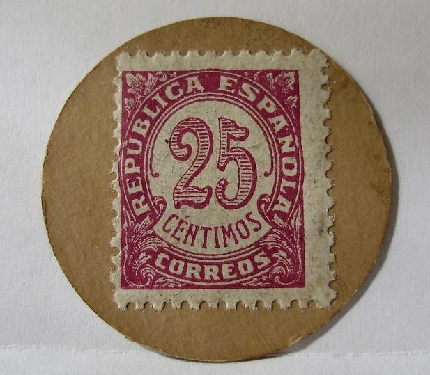 Cartón-moneda de la Segunda República Española. Falsos vs buenos. Guerra11