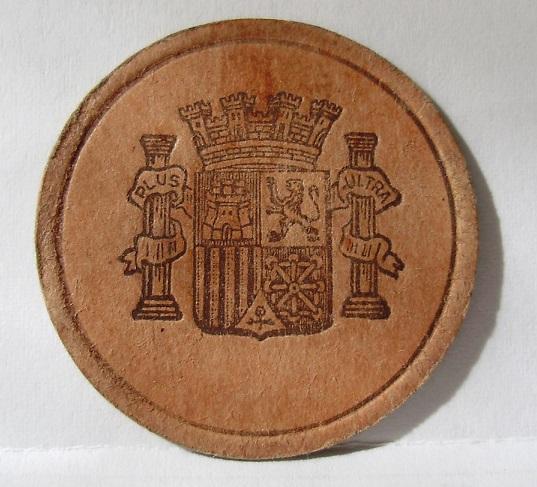 Cartón-moneda de la Segunda República Española. Falsos vs buenos. Guerra12