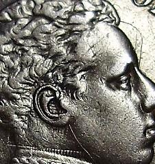 2 céntimos 1905. Alfonso XIII. Oreja rayada  Sin_ty16