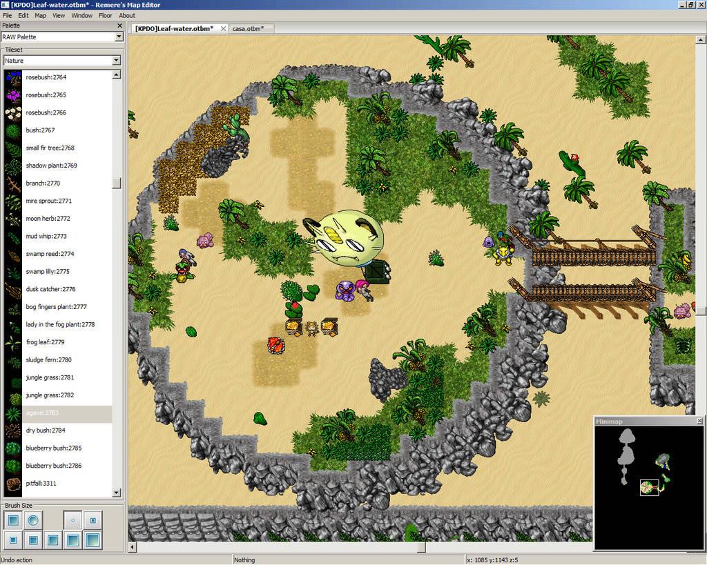 [Suggestao] Hunt Leaf/venom/water..etc   +Npc task +Npc Quest 410