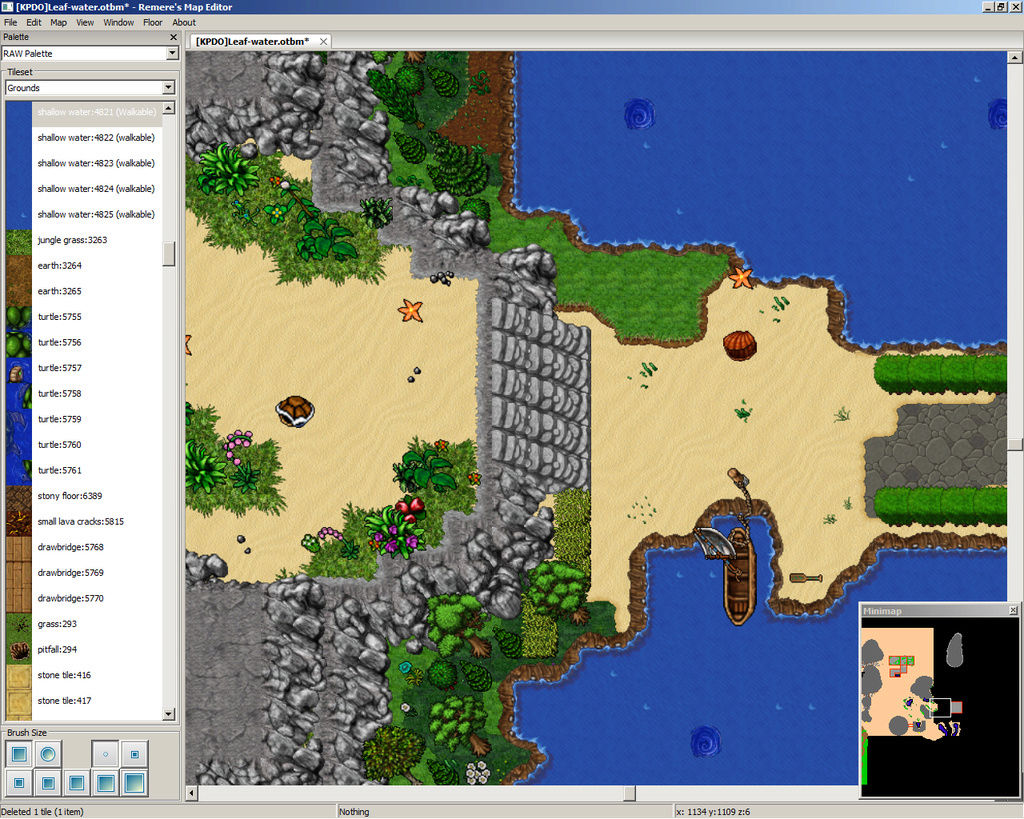 [Suggestao] Hunt Leaf/venom/water..etc   +Npc task +Npc Quest Entrad11
