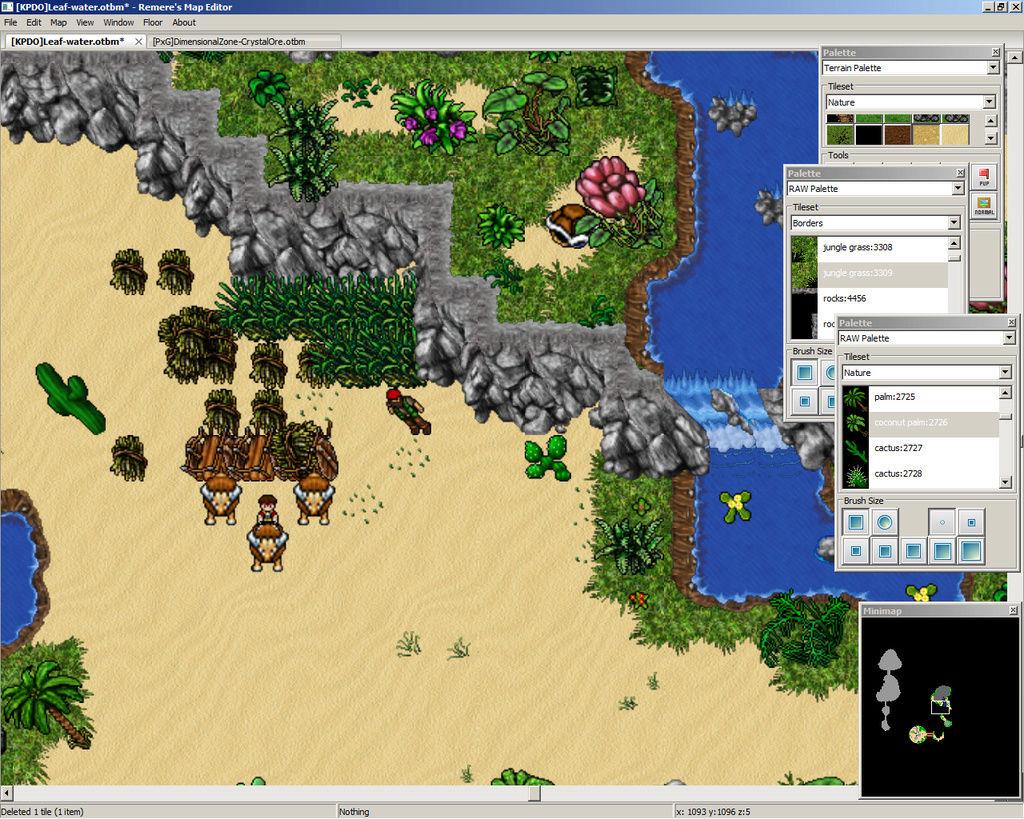[Suggestao] Hunt Leaf/venom/water..etc   +Npc task +Npc Quest Sugges11