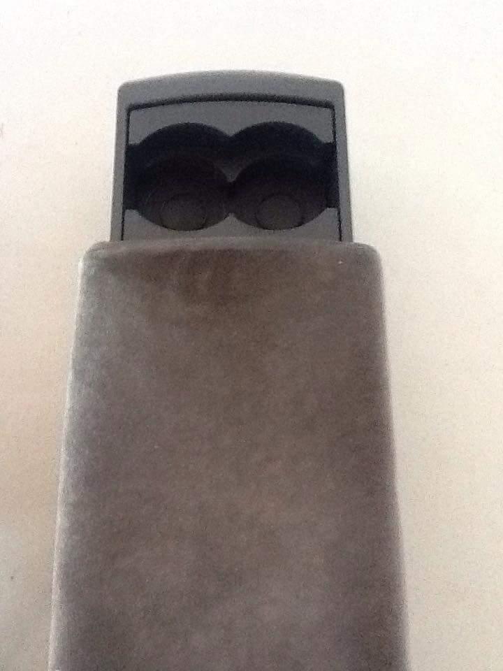 Sunglasses Holder and extended armrest  Fb_img11