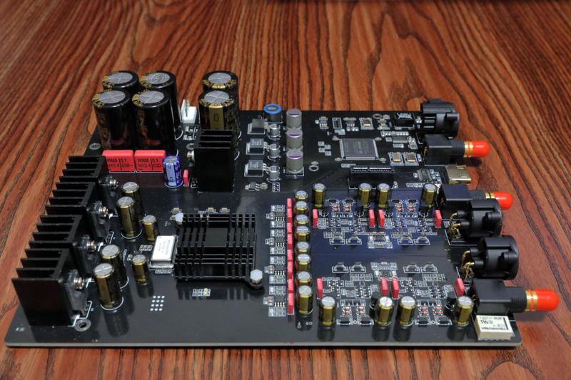 Gustard-DAC-X22-ES903  VS  Audio- GD 28.38 G410