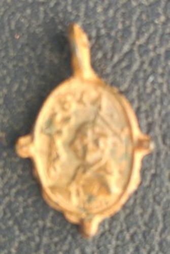 Virgen del Carmen / S. Carlos Borromeo  pezuelada (Pe Carmen 9) Carlos10