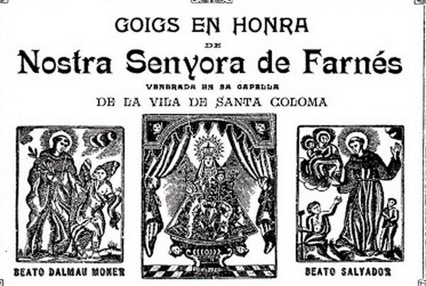 Virgen de Farnés / Castillo de Farnés, siglo XIX. (MAM) Mare_d10