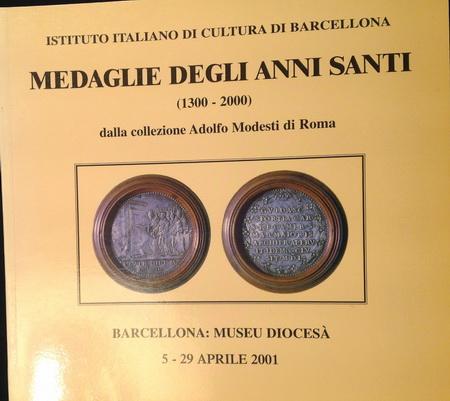 Medalla por el Jubileo de 1825 LEO XII Modest10