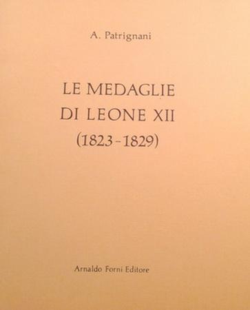 Medalla por el Jubileo de 1825 LEO XII Patrig10