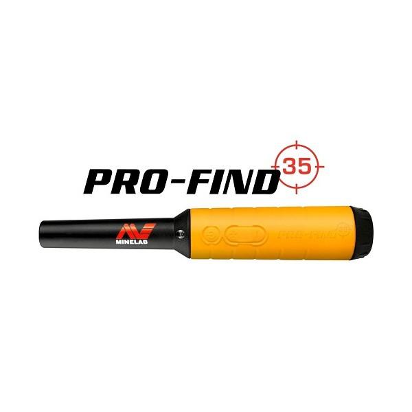 Пинпойнтер Minelab PRO-Find 35 Minela10