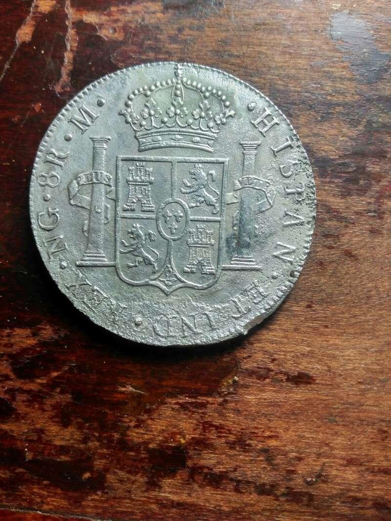 8 reales 1806.Carlos IIII. Guatemala Whatsa17