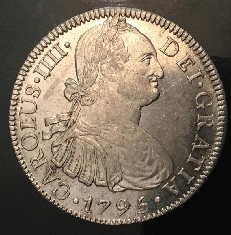 8 reales 1795 FM , Mexico Fernando VII 00c4fc10