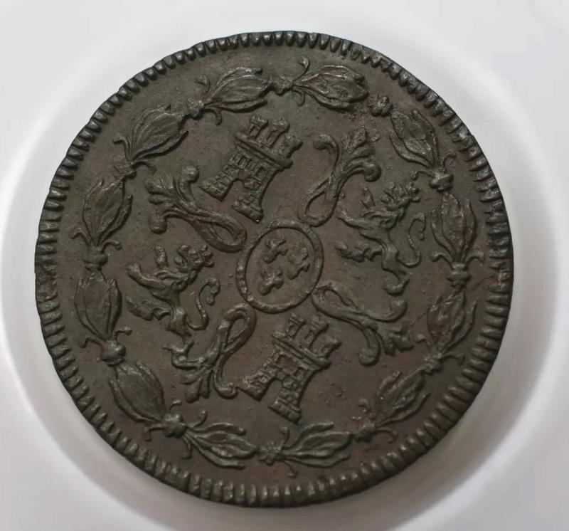 8 maravedis 1817 jubia 02b0f710