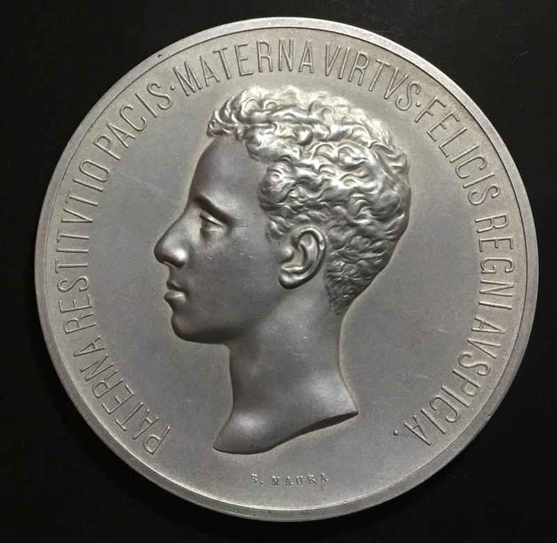 1902 proclamación de Alfonso XIII 0bab6c10
