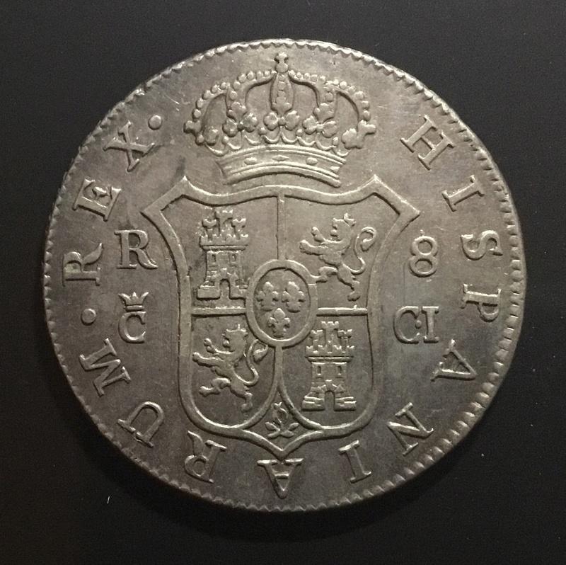 1811 Cádiz CI, 8 reales Fernando VII 21b16410